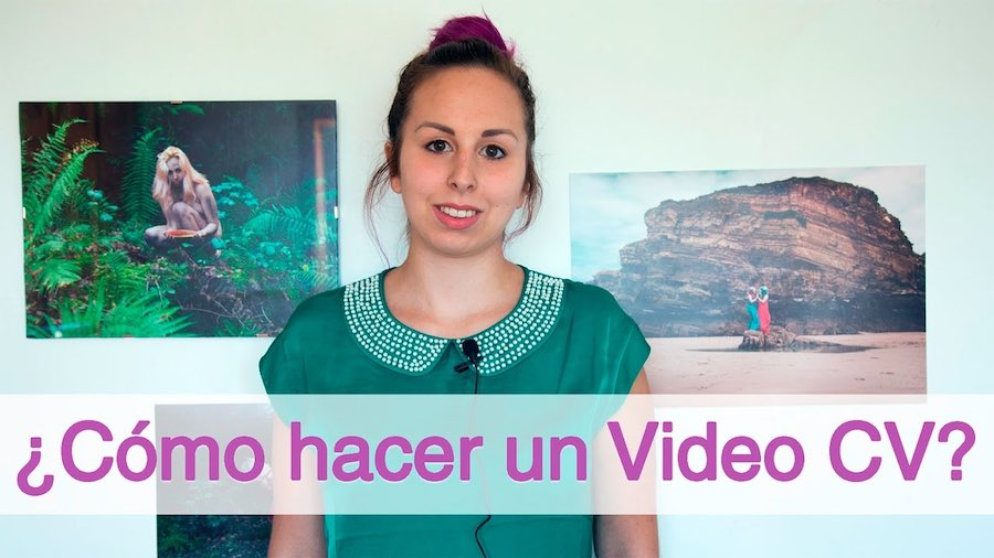 como hacer videocurriculum